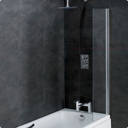Eastbrook Bathguard 300 x 1400mm 6mm Clear Glass 58.715